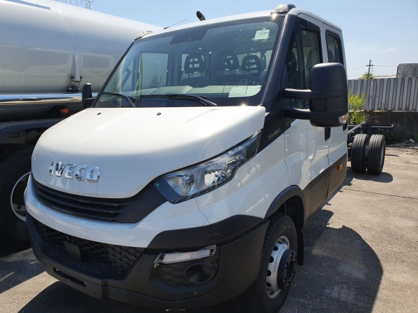 IVECO DAILY 72C18D DOKA 4750 mm